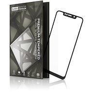 Tempered Glass Protector Rámečkové pro Motorola One, Černé - Ochranné sklo