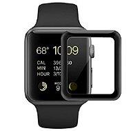 Tempered Glass Protector Rámečkové pro Apple Watch 4 44mm; 3D Glass - Ochranné sklo