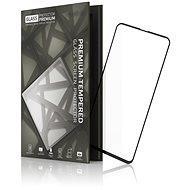 Tempered Glass Protector Rámečkové pro Xiaomi Mi Mix 3 černé - Ochranné sklo