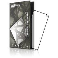 Tempered Glass Protector Rámečkové pro Samsung Galaxy S10e Černé - Ochranné sklo