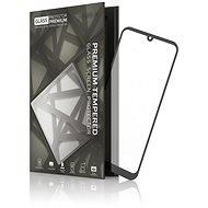 Tempered Glass Protector Rámečkové pro Huawei P30 Lite Černé - Ochranné sklo