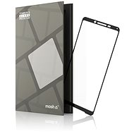 Tempered Glass Protector Rámečkové pro Sony XPERIA 10 II  černé - Ochranné sklo