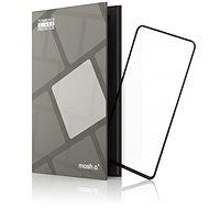 Tempered Glass Protector Rámečkové pro LG K51S, Černé - Ochranné sklo