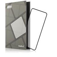 Tempered Glass Protector Rámečkové pro Realme 7, Černé - Ochranné sklo