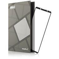 Tempered Glass Protector Rámečkové pro Sony Xperia 5II, Černé - Ochranné sklo