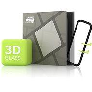Tempered Glass Protector pro Samsung Galaxy Fit2 - 3D GLASS, Černé - Ochranné sklo