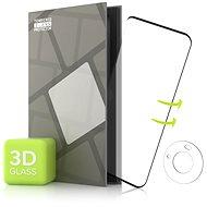 Tempered Glass Protector pro Huawei Mate 40 Pro - 3D GLASS, Černé + sklo na kameru - Ochranné sklo