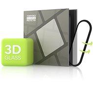 Tempered Glass Protector pro Xiaomi Mi Band 5 - 3D GLASS, Černé - Ochranné sklo