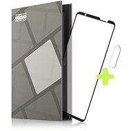 Ochranné sklo Tempered Glass Protector Rámečkové pro Asus ROG Phone 5 , černé + sklo na kameru