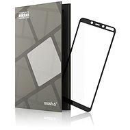 Tempered Glass Protector Rámečkové pro Nokia 3.1 Plus Černé - Ochranné sklo