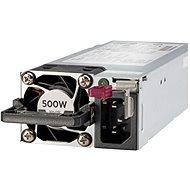 HPE 500W Flex Slot Platinum Hot Plug Low Halogen Power Supply Kit - Serverový zdroj