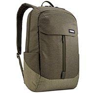 Thule Lithos batoh 20L TLBP116FNL - tmavě zelený/lišejníkový - Batoh na notebook