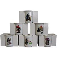 THUN Hrnek v krabičce KRTEK 160 ml, mix dekorů - Hrnek