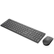 Lenovo Professional Ultraslim Wireless Combo Keyboard and Mouse - CZ/SK - Set klávesnice a myši