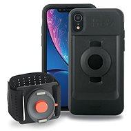 TigraSport FitClic Neo Runner Kit iPhone XR - Držák na mobilní telefon