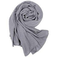 Ladies scarf grey