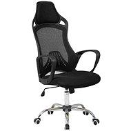 TEMPO KONDELA Ario černá - Kancelářská židle