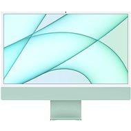 "iMac 24"" M1 CZ Zelený NUM - All In One PC"
