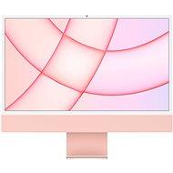 """iMac 24"""" M1 CZ Růžový - All In One PC"""
