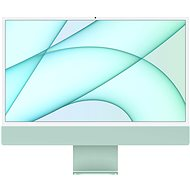 "iMac 24"" M1 CZ Zelený - All In One PC"