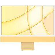 "iMac 24"" M1 CZ Žlutý - All In One PC"