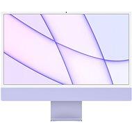 """iMac 24"""" M1 CZ Fialový - All In One PC"""