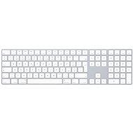 Apple Magic Keyboard s číselnou klávesnicí - česká - Klávesnice
