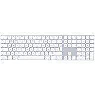 Magic Keyboard with numeric keypad - Hungarian - Keyboard