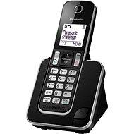 Panasonic KX TGD310FXB - Telefon pro pevnou linku