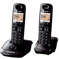 Panasonic KX-TG2512FXT DECT DUO - Dva digitální bezdrátové domácí telefony