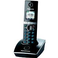 Panasonic KX-TG8051FXB Black - Telefon pro pevnou linku