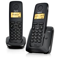 GIGASET A120 Duo - Telefon pro pevnou linku