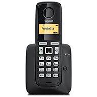 Gigaset A220 Black - Telefon pro pevnou linku