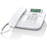 Gigaset DA610 White - Telefon pro pevnou linku