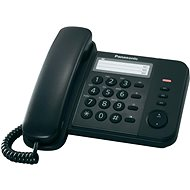Panasonic KX-TS520FXC Dark Blue - Landline Telephone