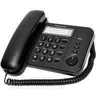 Panasonic KX-TS520FXB Black - Telefon pro pevnou linku