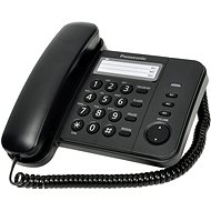 Panasonic KX-TS520FXB Black - Domácí telefon