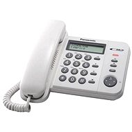 Panasonic KX-TS560FXW - Telefon pro pevnou linku