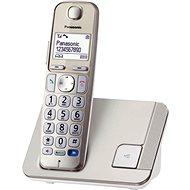 Panasonic KX-TGE210FXN Gold/White - Telefon pro pevnou linku