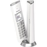 Panasonic KX-TGK210FXW White - Telefon pro pevnou linku