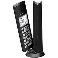 Panasonic KX-TGK210FXB Black - Telefon pro pevnou linku