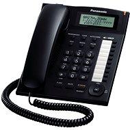 Panasonic KX-TS880FXB - Telefon pro pevnou linku