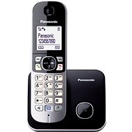 Panasonic KX-TG6811FXM Silver - Telefon pro pevnou linku