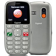 Gigaset GL390 šedá - Mobilní telefon