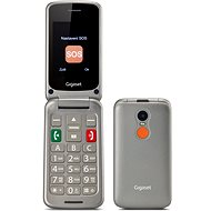 Gigaset GL590 šedá - Mobilní telefon