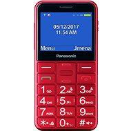 Panasonic KX-TU150EX červený - Mobilní telefon