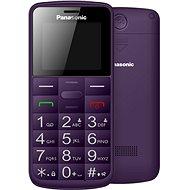 Panasonic KX-TU110EXV fialová - Mobilní telefon