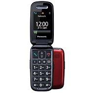 Panasonic KX-TU456EXRE, Red - Mobile Phone
