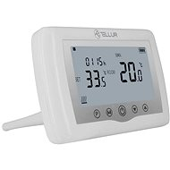 WiFi Smart termostat, bílý