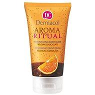 DERMACOL Aroma Ritual Body Scrub Belgian Chocolate 150 ml - Peeling